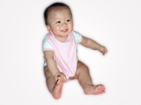 Baby Bibs - Made in NYC / Take Action with a purchase