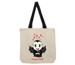 Count Cute Colored Cotton Canvas with contrasting handles bag