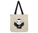 Count Cute without Hearts Black and White Cotton Canvas contrast