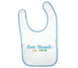 Cute Brands Baby Bib