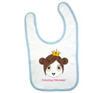 Princess Cherry Baby Bib