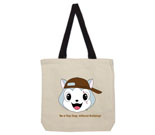 Top Dog Brown Hat without Bullying Cotton Canvas with contrastin